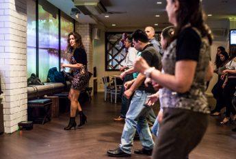 Salsa Party at NoMa Social