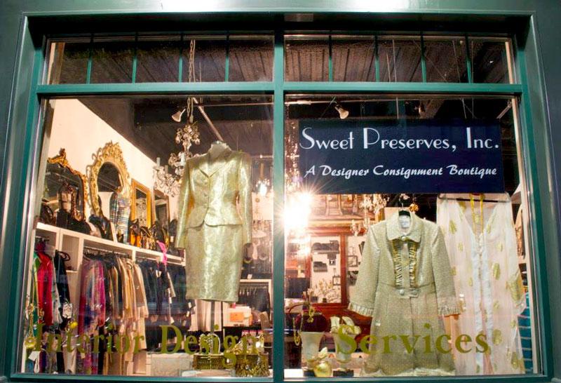 Sweet Preserves