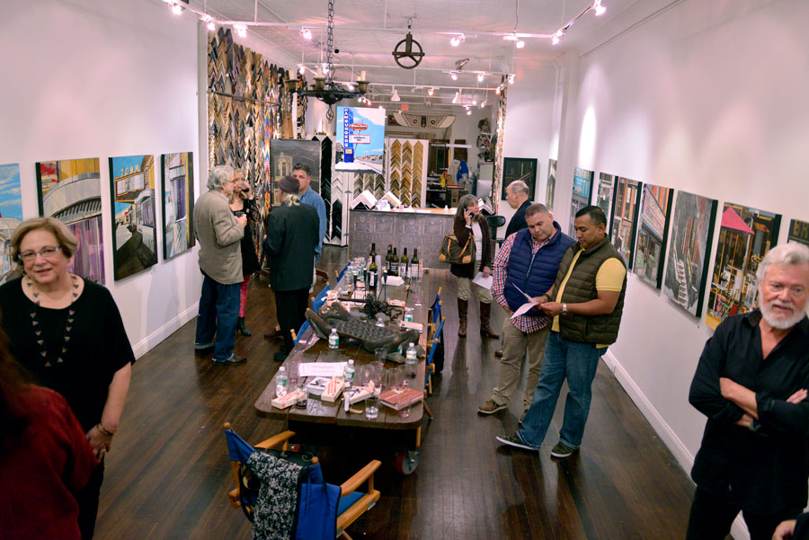 Backstreet Gallery