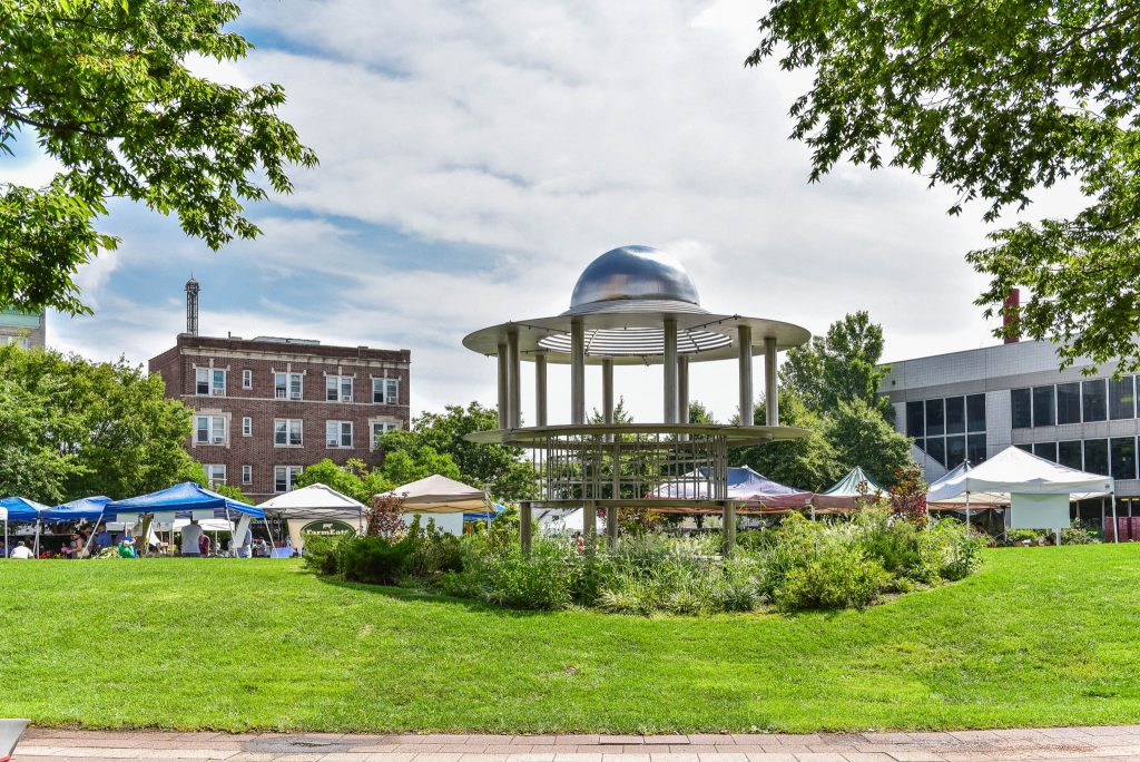 Library Green