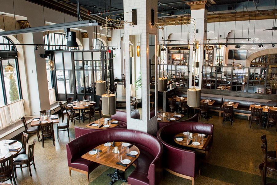 Modern Restaurant