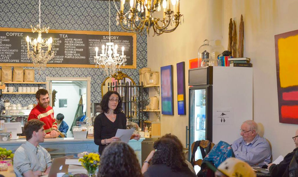 Open Mic & Book Discussions at R Cafe