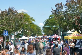 New Rochelle Street Fair