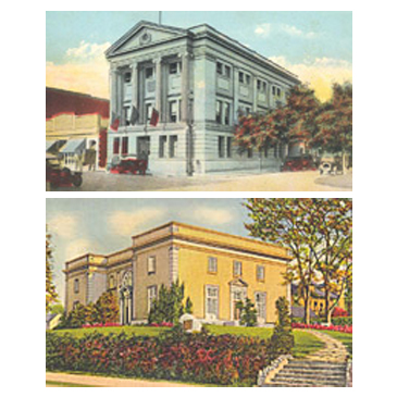 Former Masonic Lodge – Library Building