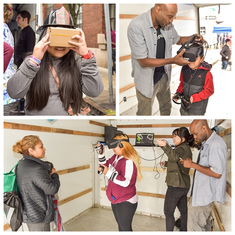 IDEA New Rochelle Virtual Reality