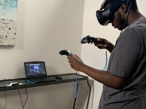 High School Student VR Workshop