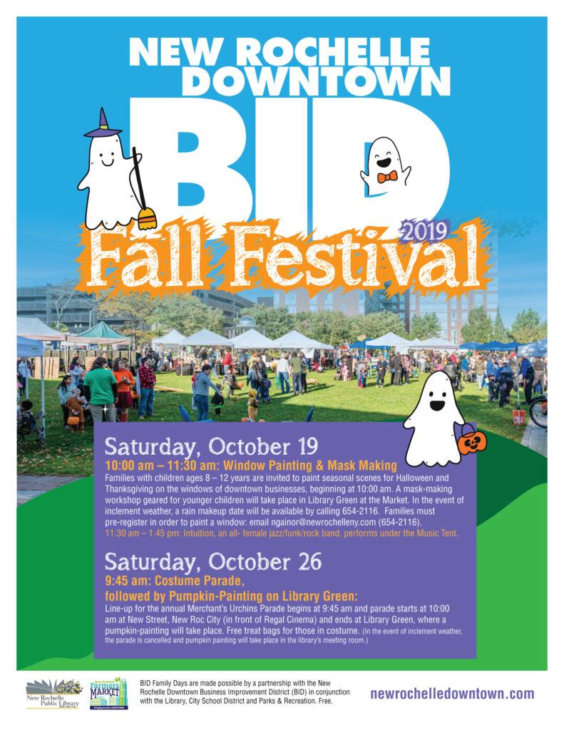 BID Family Days Fall Festival