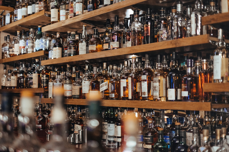 Main Wines and Liquors