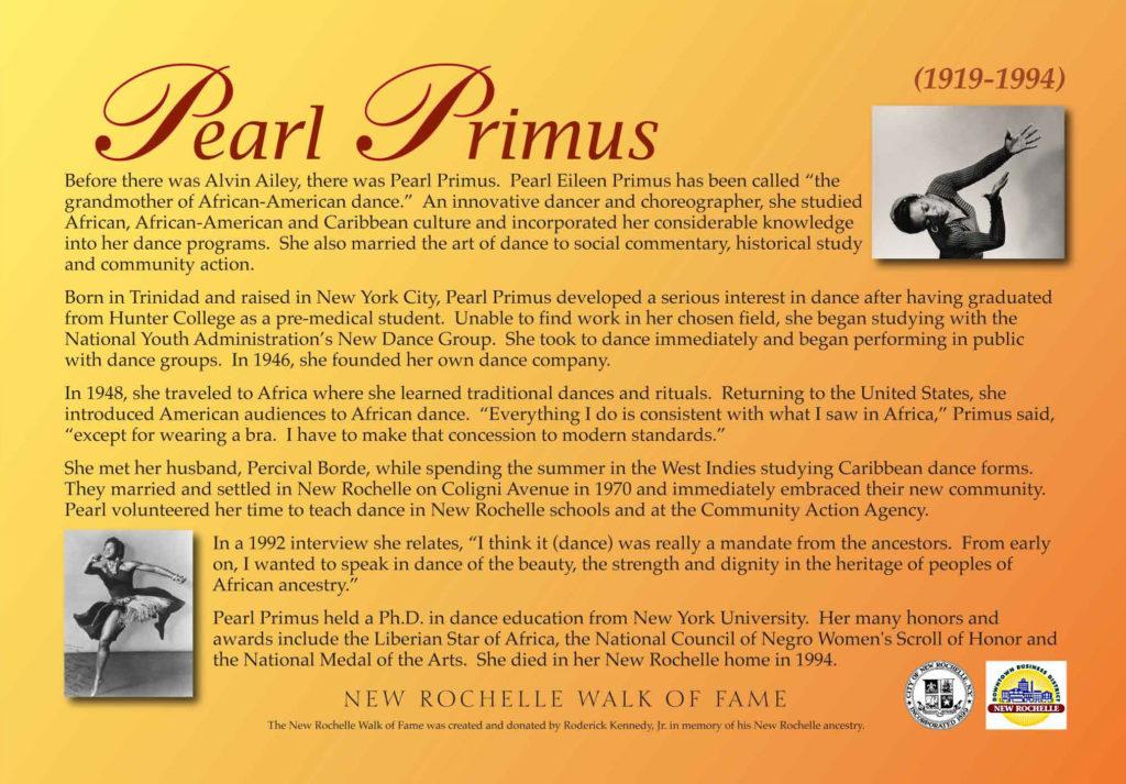 Pearl Primus