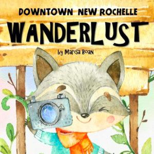 Downtown New Rochelle Wanderlust by Marisa Boan