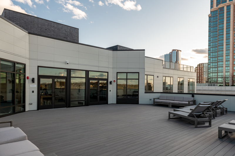 printhouse roof deck