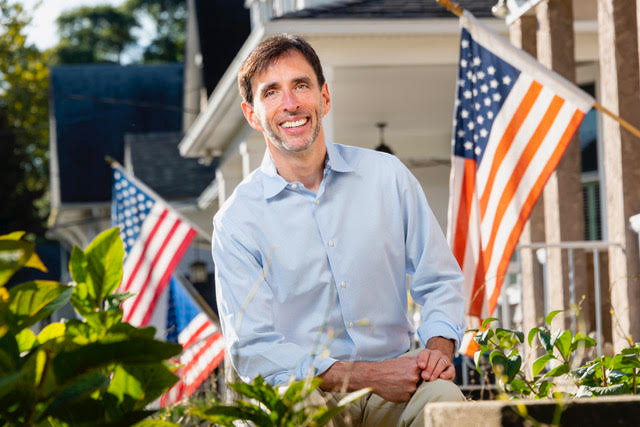 Mayor Noam Bramson