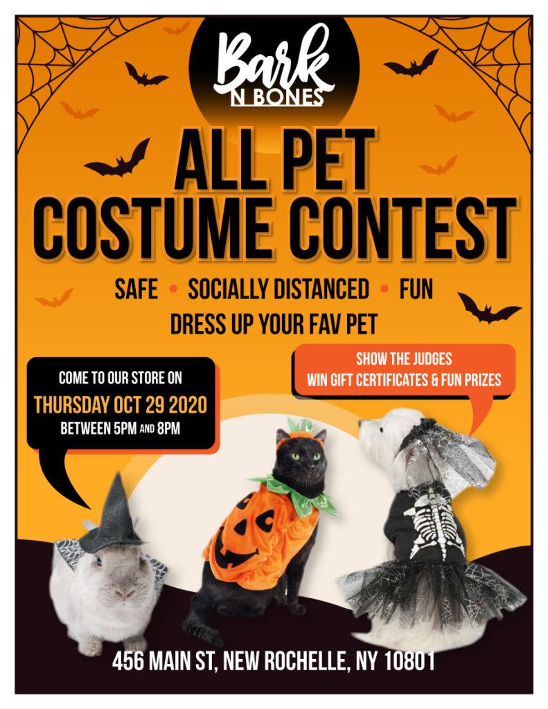 Bark n Bones Pet Costume