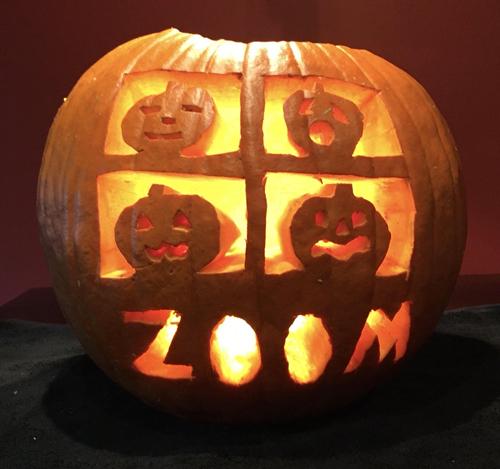 pumpkin zoom