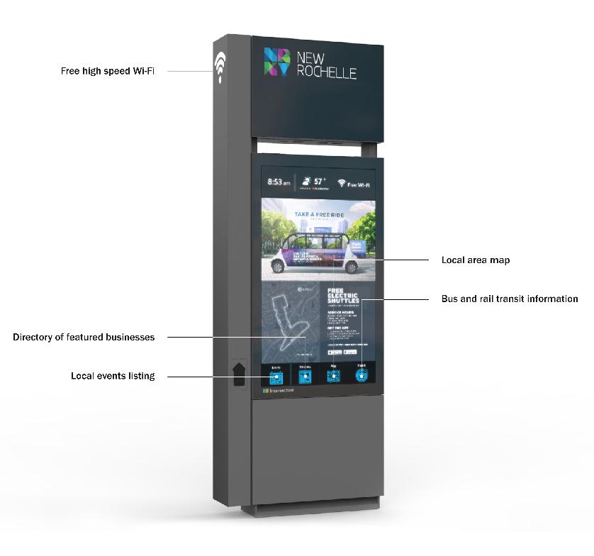wifi kiosk