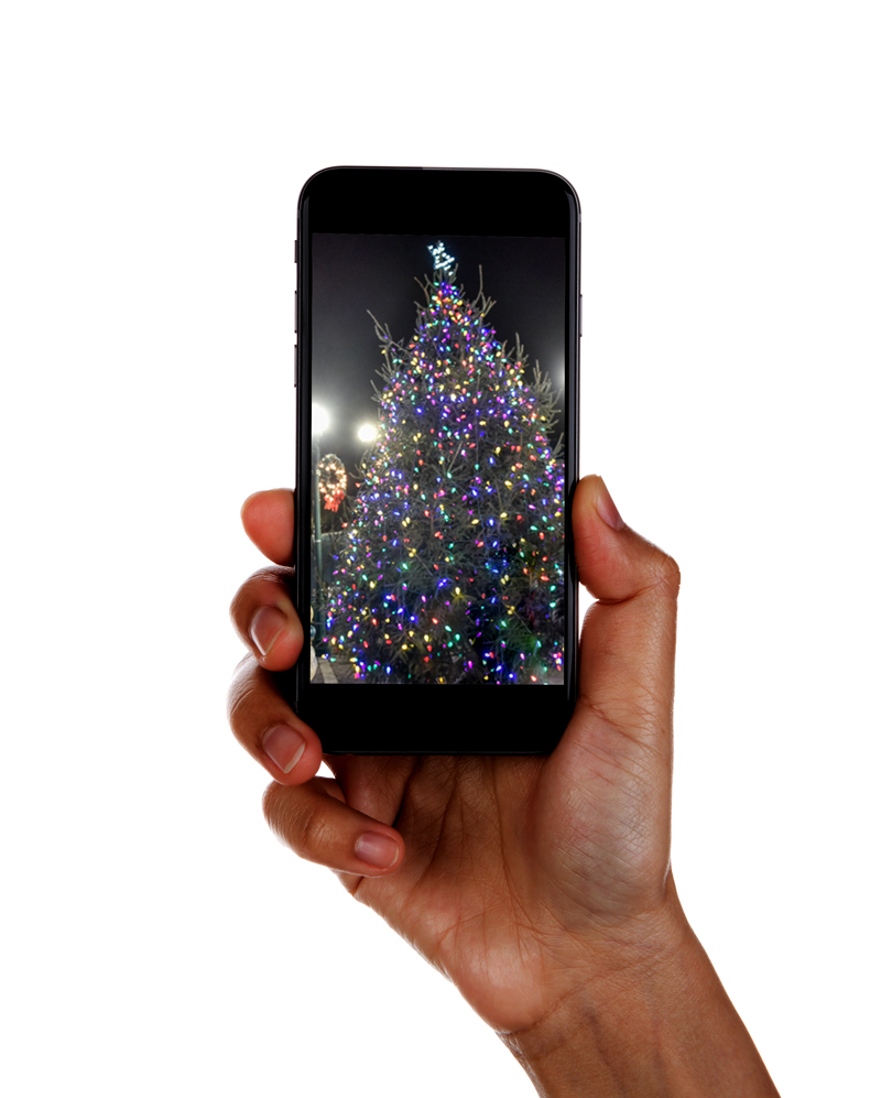 Virtual Holiday Tree Lighting
