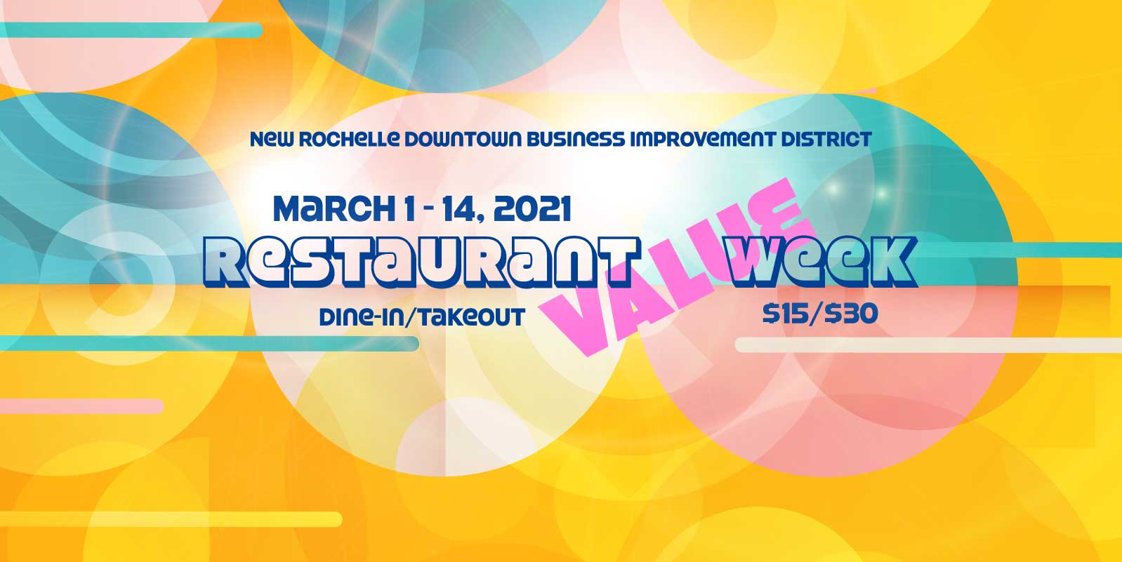 Restaurant VALUE Week