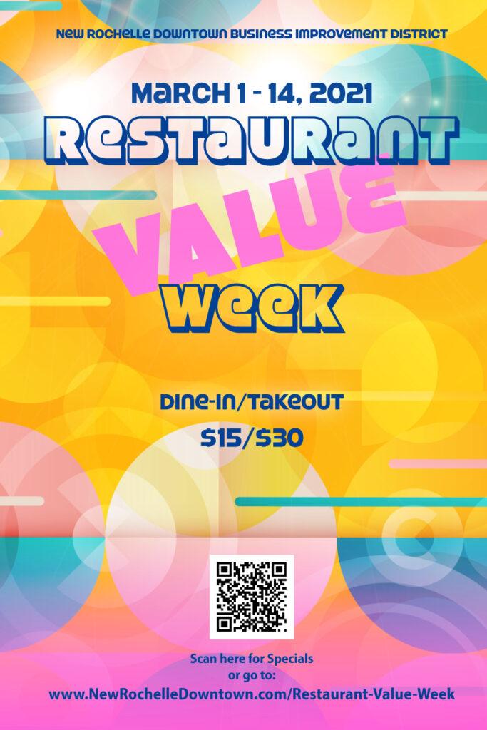 Restaurant Value Week