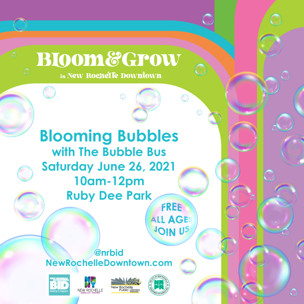Blooming Bubbles