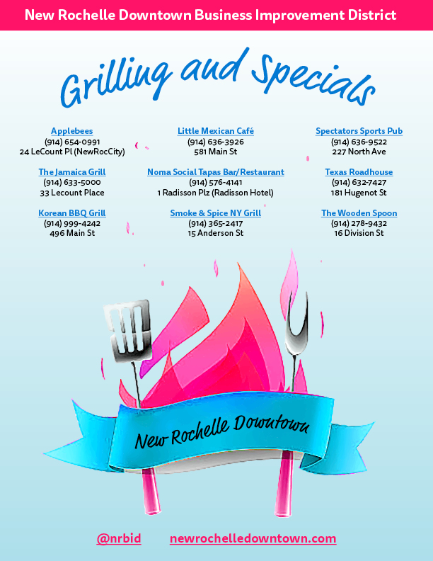 Grilling and Specials