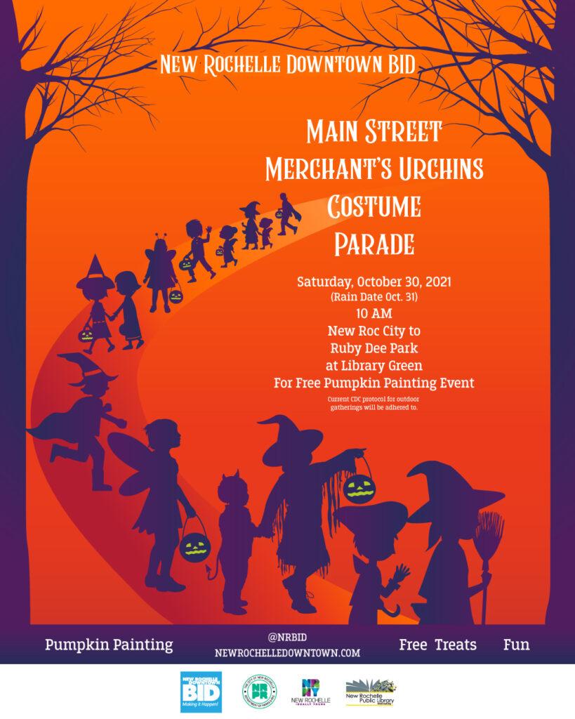 NRBID Merchants Urchins Parade